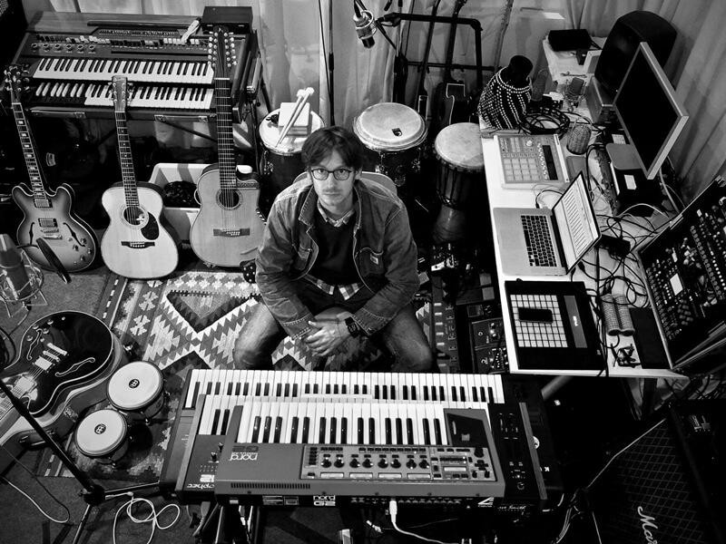 Lars Bartkuhn, Gitarre & Elektronik